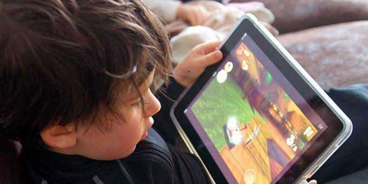 The effects of online gaming on children